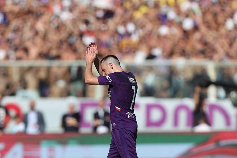 FIORENTINA: MEDICAL TEST AND TRAINING FOR RIBERY