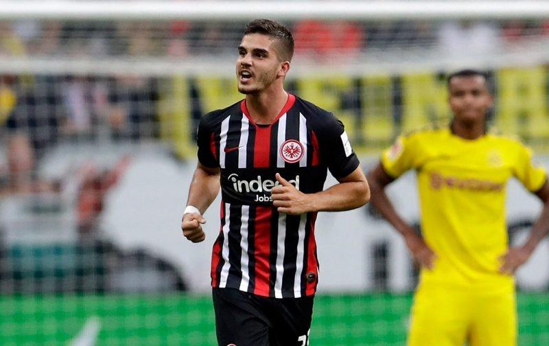 Andre Silva unsure over AC Milan return