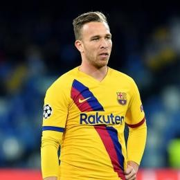 BARCELONA FC playmaker ARTHUR opening to Juventus move