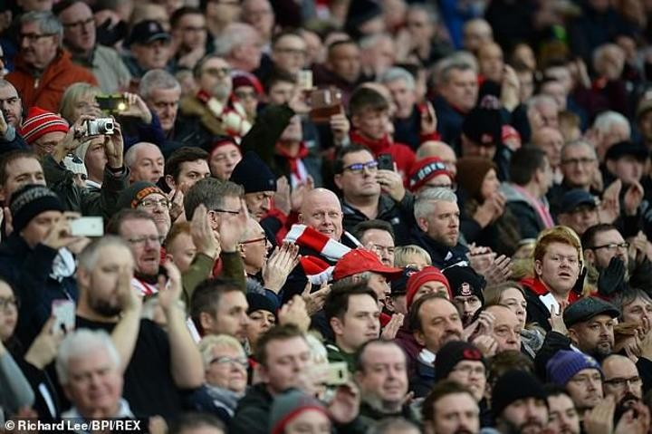 English fans 'could be back inside stadiums by Oct' in bid to raise cash