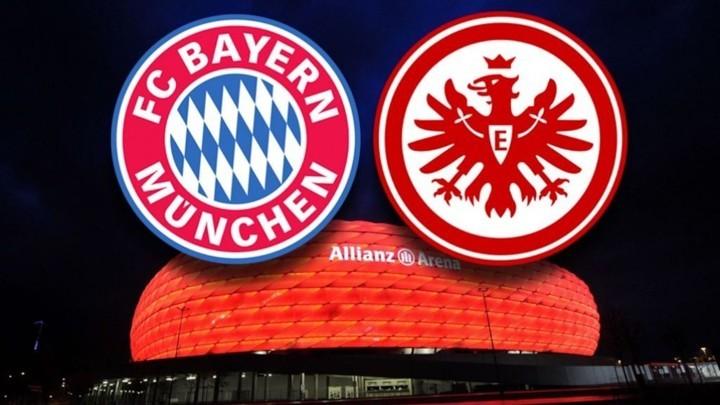 Bayern have won 10 of last 11 home games against Frankfurt & conceded 4 goals