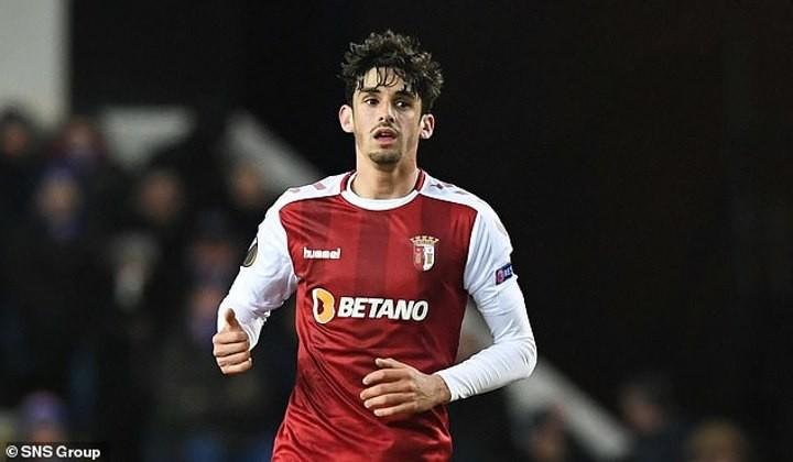 Meet Francisco Trincao, Barcelona's £26m new boy from Braga