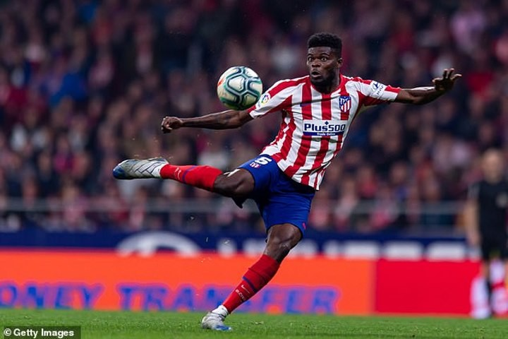 Simeone needs to keep Partey next season as midfielder 'could join any PL club'