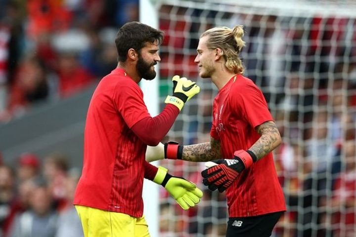 'Karius may be ready to grasp an unexpected second chance at Liverpool'