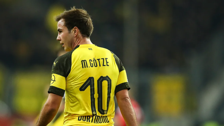 Dortmund director confirms WC winner Gotze will leave as free agent this summer