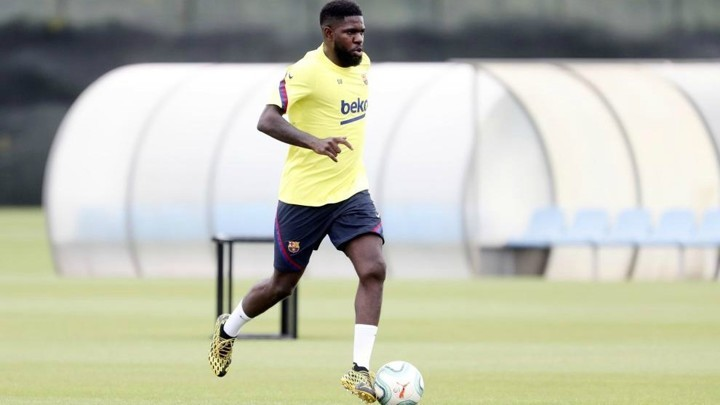 The chances of Umtiti leaving Barcelona are practically zero (Marca)