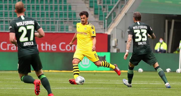 Hummels confident for Bayern clash despite tendon problem