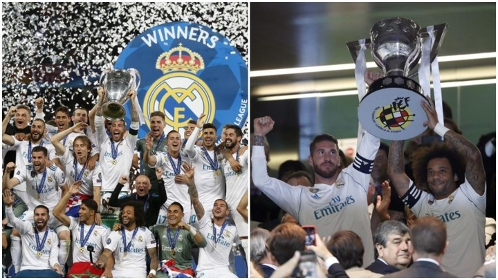 Real Madrid players could still receive 720,000 euros each in bonuses this season
