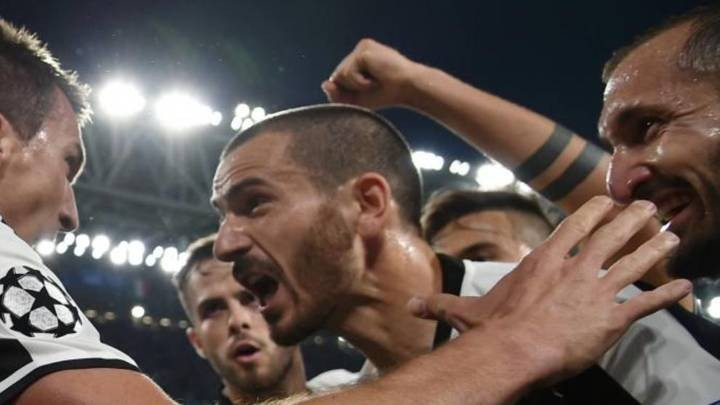 Chiellini: I could've understood if Bonucci had gone to Real Madrid... but Milan?