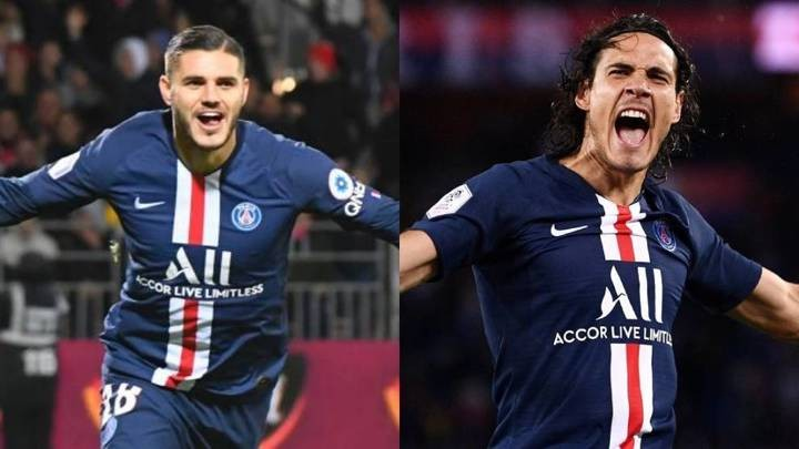 Inter and PSG begin talks over Icardi-Cavani swap