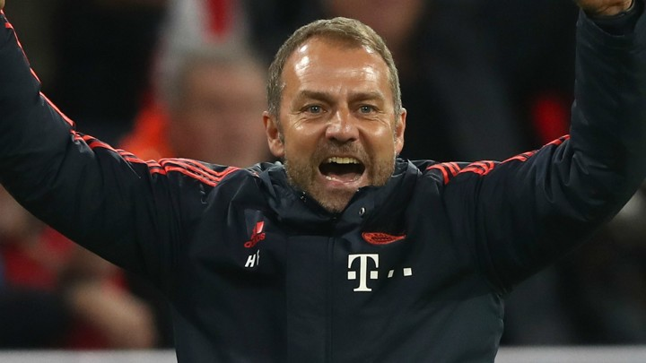 Flick: We have to talk about Bayern defending