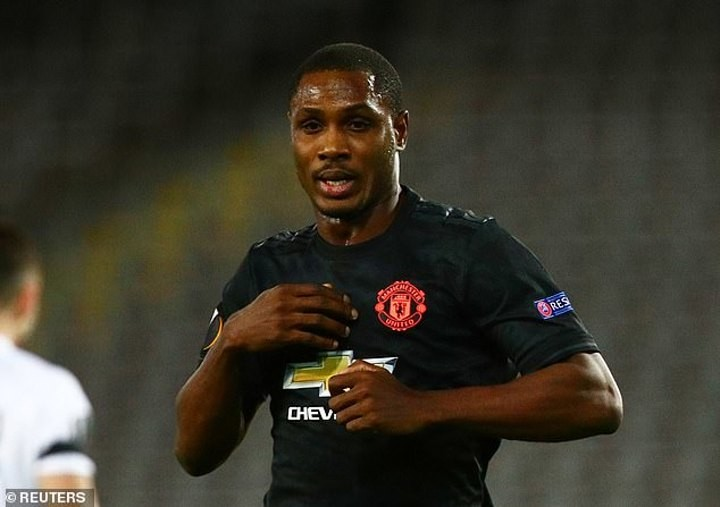 Manchester United's hopes of extending Odion Ighalo's loan deal dealt severe blow