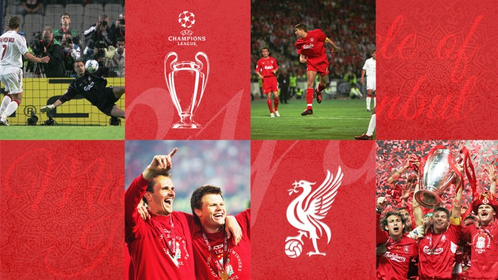 'The best moment of my life' - Liverpool's Miracle in Istanbul
