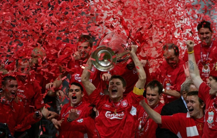 OTD in 2005, 'The Miracle of Istanbul' happened as Liverpool made history