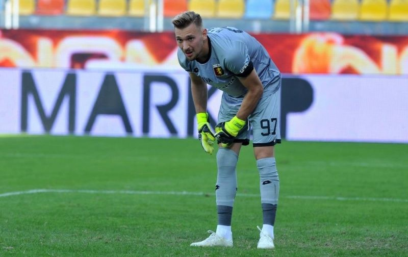 Inter goalkeeping picture becomes clearer