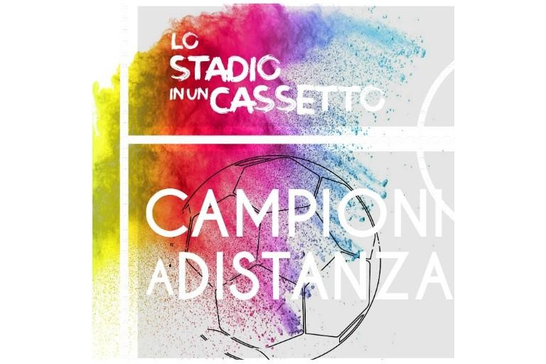 """""""LO STADIO IN UN CASSETTO"""" - THE CHARITY SONG OF THE FOOTBALL CHAMPIONS IS AVAILABLE"""