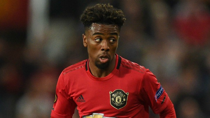 Utd starlet Gome: Ronaldo, Iniesta and Robinho inspired me when I was young