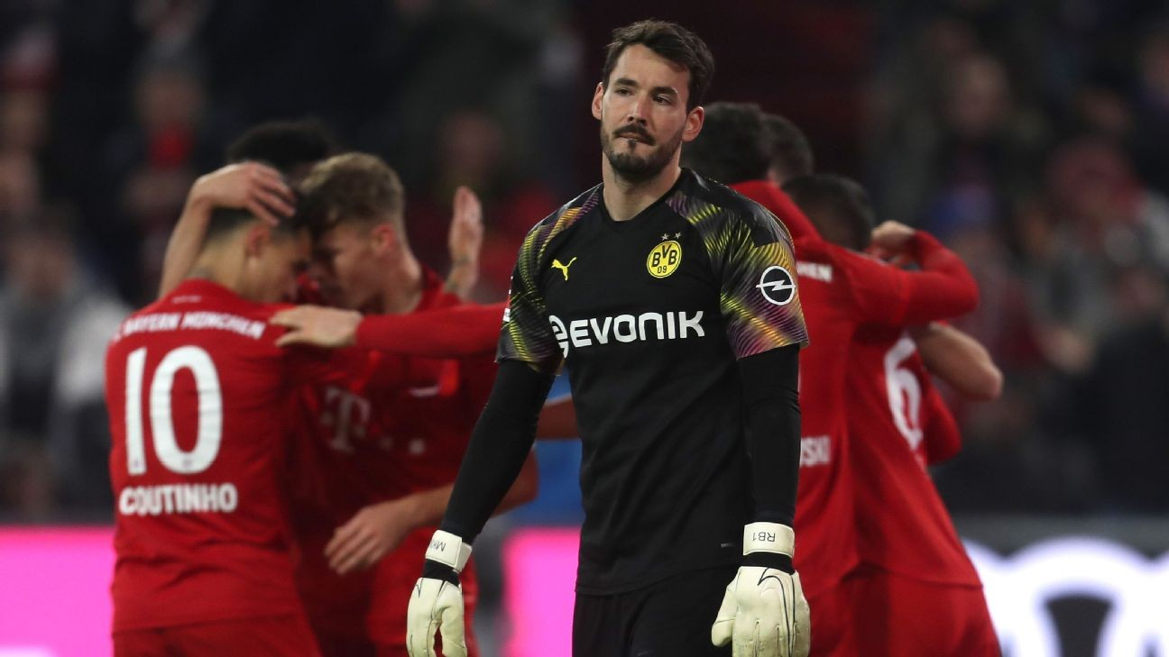 Dortmund face Bayern in Bundesliga title showdown: What you need to know