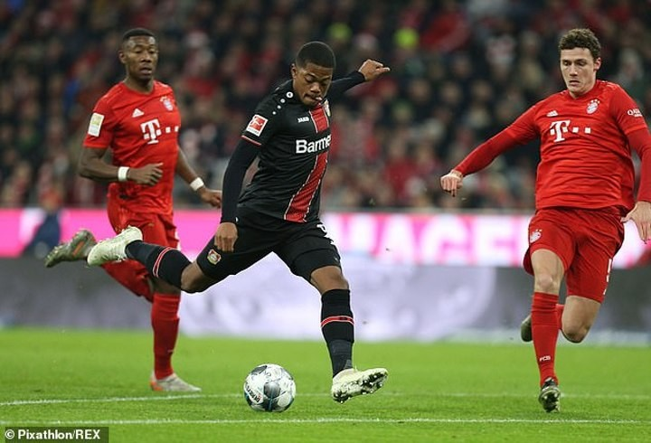 Manchester City target Leon Bailey as a replacement for Leroy Sane