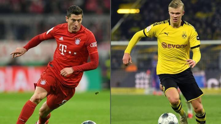Borussia Dortmund vs Bayern Munich Preview