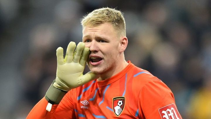Bournemouth goalkeeper Ramsdale announces positive coronavirus test
