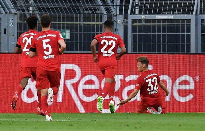 BVB 0-1 Bayern: Kimmich chip sees Bayern move 7 pts clear, Haaland off injured