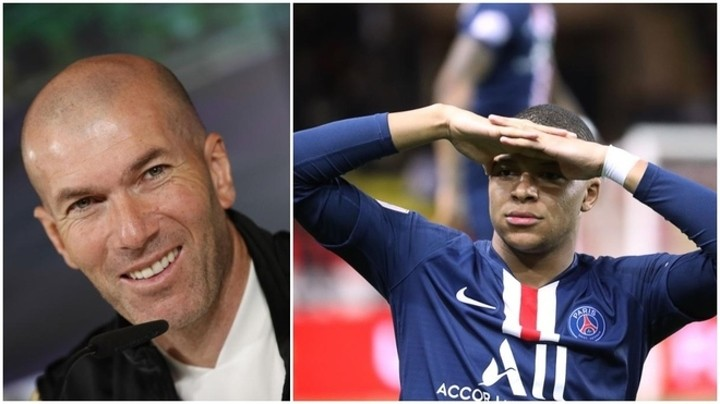 Mbappe: Zidane and Ronaldo are my two biggest role idols in football