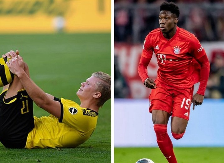 Haaland injury & Davies 'cheat code'... Things we learned from Der Klassiker