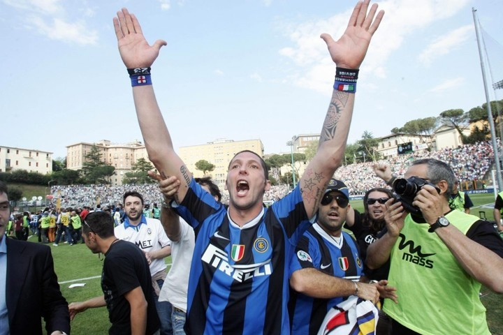 Materazzi: I'll thank Zlatan who helped Inter win 2010 UCL by letting Eto'o come