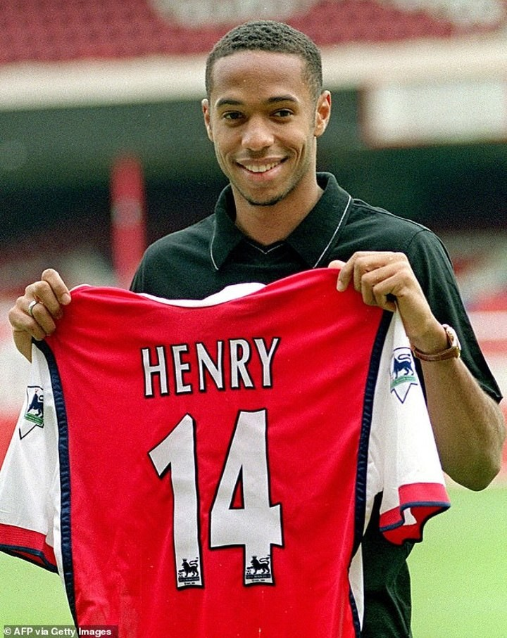 'Arsenal stars thought it would be impossible to win the title with Henry'