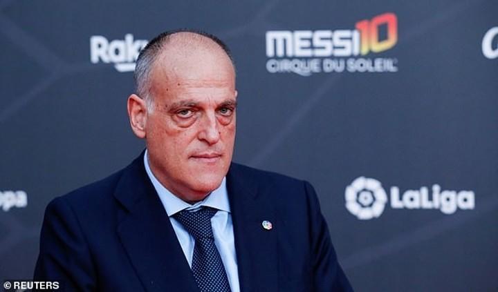 La Liga president 'confirms season will restart on June 11 & end by July 19'