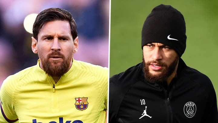Former Barca president Rosell: Messi is the only player better than Neymar