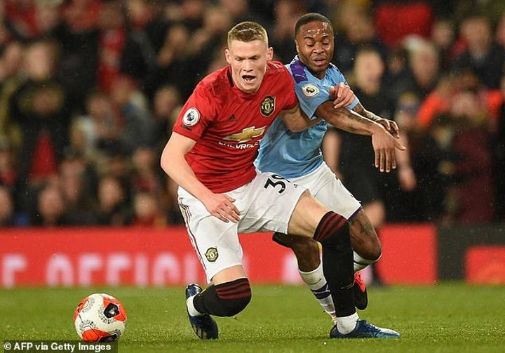 McTominay: I'm learning to improve game by watching Vieira, Roy Keane & Zidane