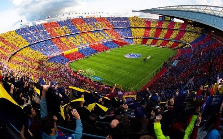 Barcelona preparing a 15,000 shirt mosaic for Atletico clash