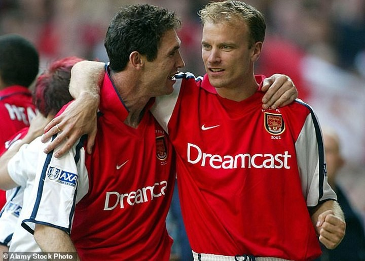 Martin Keown catches up with fellow Arsenal legend Dennis Bergkamp about THAT Newcastle goal