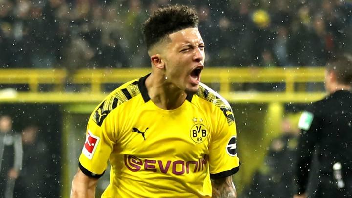 Dortmund unwilling to drop £100m-plus Sancho asking price
