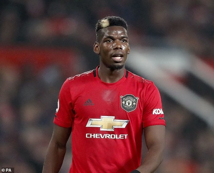 Paul Pogba hopes of Real Madrid move crumble as club fear wage row with Sergio Ramos