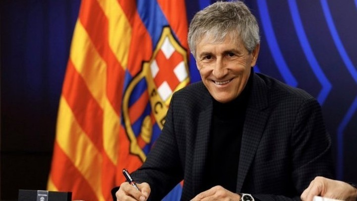 Setien: Having five substitutes will harm Barcelona, we often win games late on