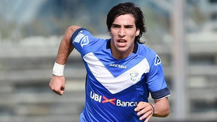Ausilio: Tonali has the quality to play for Inter