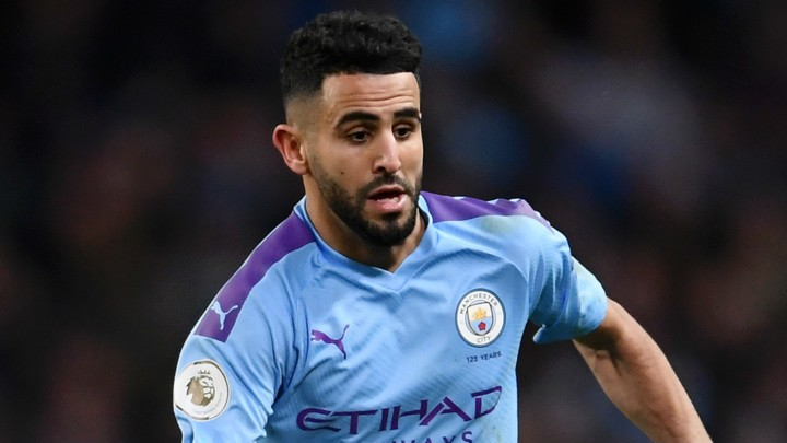 Man City have everything to win UCL - Mahrez