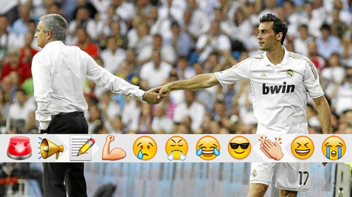 Arbeloa and Mourinho... Together as coaches on the bench?
