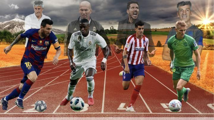 LaLiga football frenzy: 110 games in 39 days