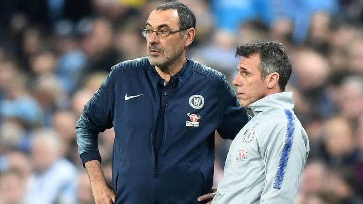 Hazard and Willian got tired and bored under Sarri, says club legend Zola