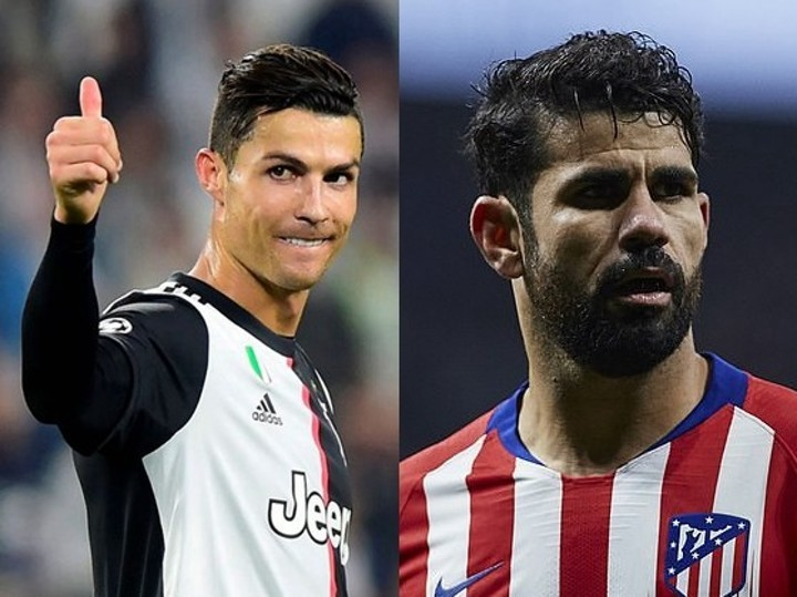 Kick Off: CR7 the highest paid footballer; Diego Costa 'faces 6-month sentence'