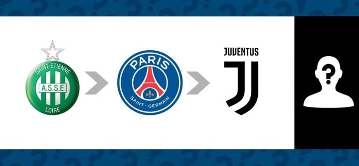 Saint-Etienne → PSG → Juventus: Who is he?