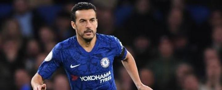Juventus are rivalling Roma for the signature of Chelsea winger Pedro (CM)