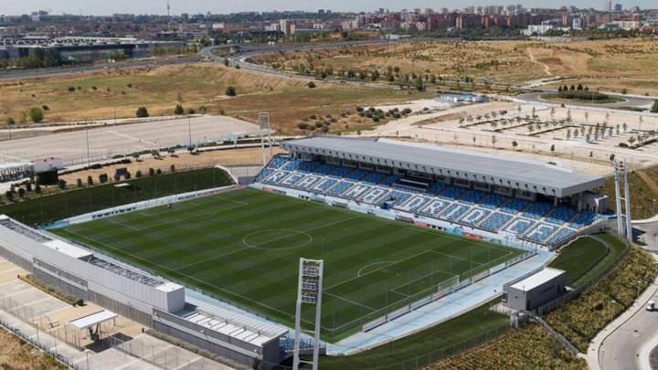 Estadio Alfredo Di Stefano prepares to host Real Madrid fixtures