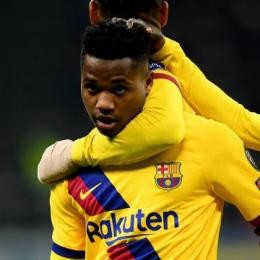 BARCELONA FC turn Juventus down on resident wonderkid Ansu FATI