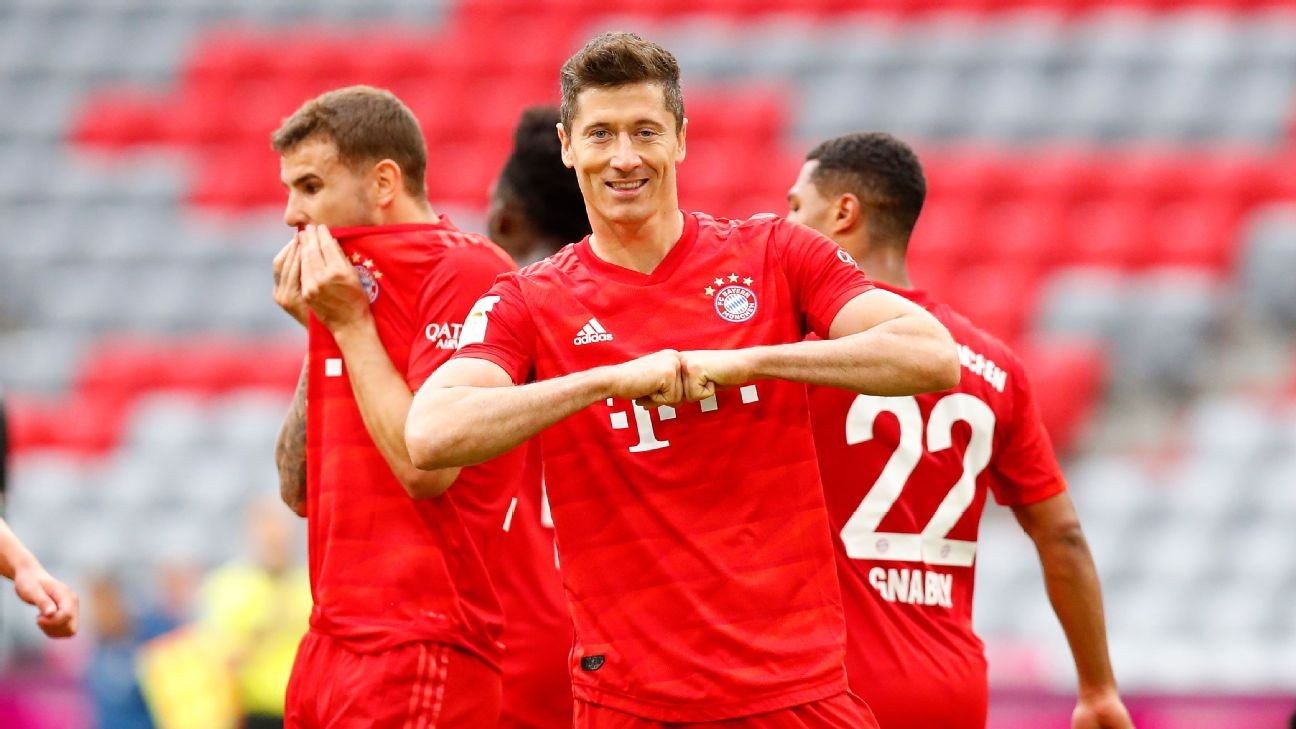 Bayern continue relentless charge towards Bundesliga title by going 10 points clear. Is there more silverware to come?
