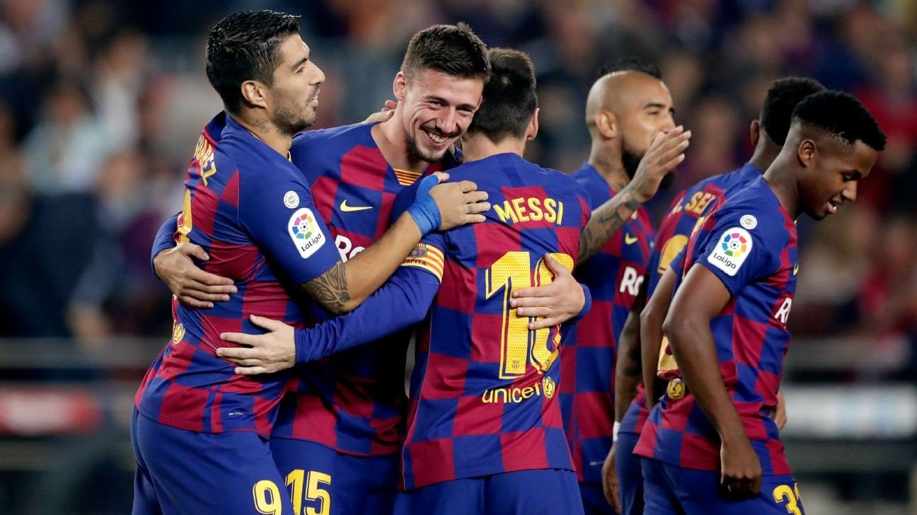 Barcelona, Real Madrid learn June dates for first matches back in La Liga